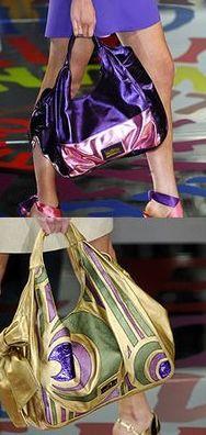 Модные сумки сезона весна-лето - 2008