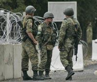 Грузия подтянула бронетехнику к границе Южной Осетии