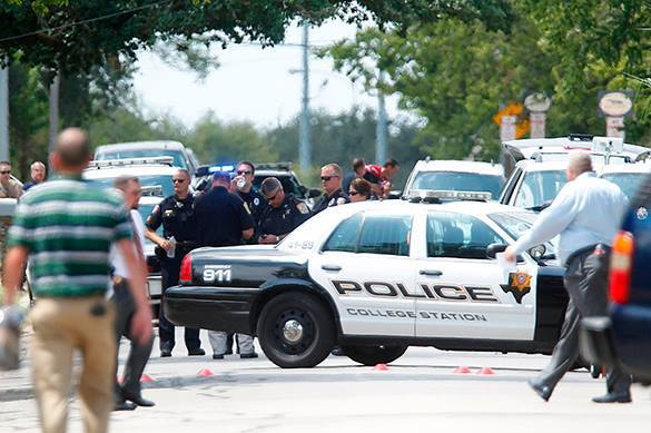 В Техасе арестована 92-летняя слепая старушка, протестовавшая против местного закона о нефти. 322515.jpeg
