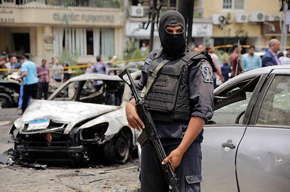 Египет не станет лезть в дела Сирии