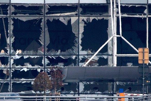 В аэропорту Брюсселя еще один взрыв. ИГИЛ взяло на себя ответств