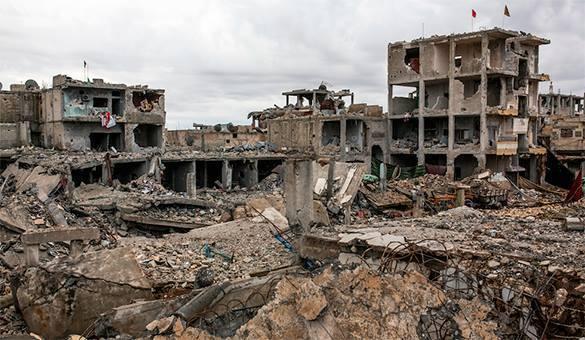 В Алеппо продолжается наступление боевиков