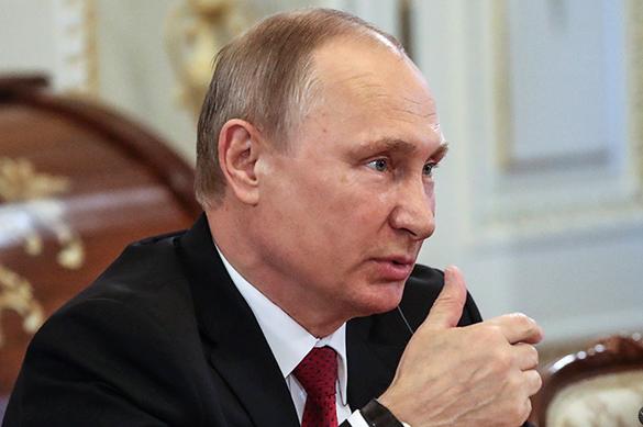 Владимир Путин рассказал о внуках