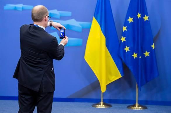 Практически 60% украинцев считают, что Украина вперспективе должна присоединиться кЕС