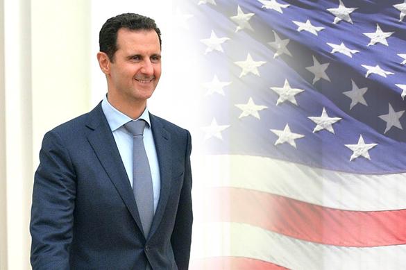 Вашингтон решил не свергать Асада в ближайшие четыре года. 380515.jpeg