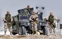 В Афганистане взорвались четверо иностранных военных