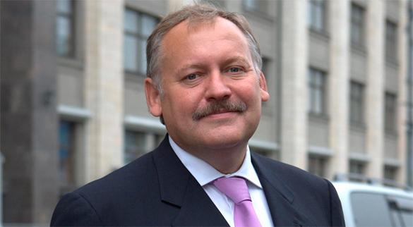 Константин Затулин: Санкции ЕС и США бессмысленны и важны лишь для самого Запада. 289516.jpeg