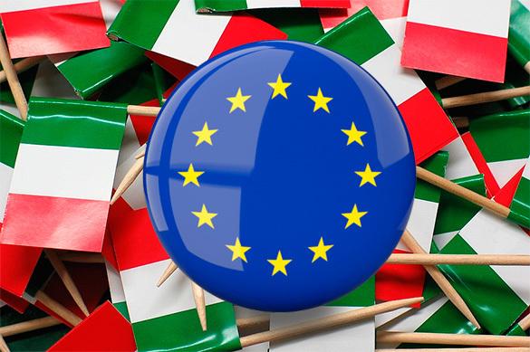 Признавшая Крым партия анонсировала выход Италии из ЕС
