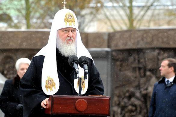 В РАН отменили голосование о присвоении патриарху звания почетного профессора. 397516.jpeg
