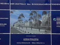 Секретные чертежи штаб-квартиры разведки пропали в Германии. germany