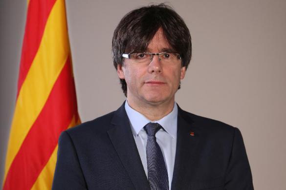Экс-глава Каталонии Карлес Пучдемон не будет давать показания в Бельгии. 378517.jpeg