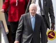 Экс-президент США Джимми Картер прибыл в Пхеньян. carter
