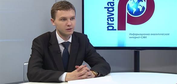 Игорь Юшков: США выгодно подсадить Европу на дорогой газ. 307518.jpeg