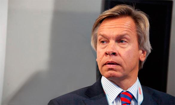 Алексей Пушков: США не поставляют оружие Украине из-за опасений раскола в НАТО. Алексей Пушков