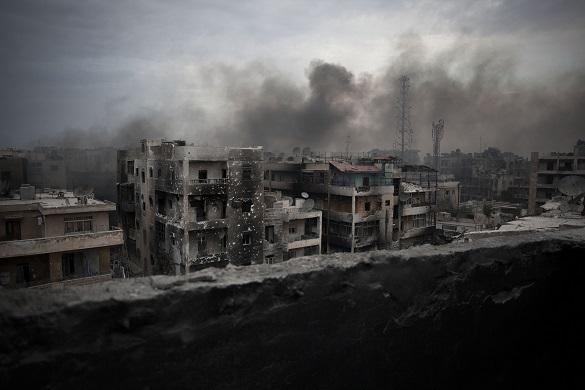 В Алеппо началось контрнаступление