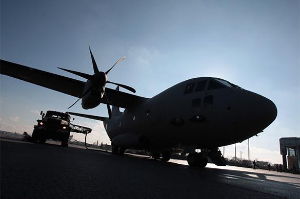 У ВВС Литвы остался один самолет. И он не летает...