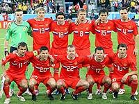 Россия-Лихтенштейн и итоги других отборочных матчей ЧМ-2010