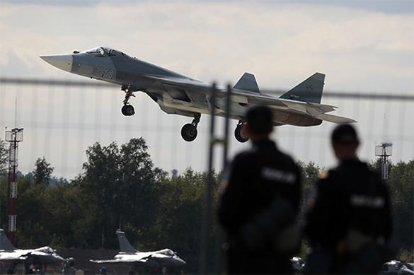 Раскрыт еще один секрет российского истребителя пятого поколения. Раскрыт еще один секрет российского истребителя пятого поколения