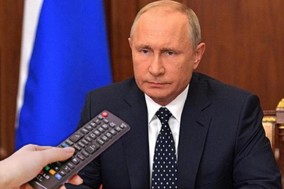 Обращение Путина смотрели меньше, чем матч с Хорватией. 391519.jpeg