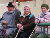 Пенсионерам Петербурга облегчат жизнь к 2010 году