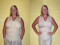 Находясь в трансе, британка похудела на 25 килограмм