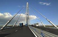 Медведев открыл мост на остров Русский: дома строить не умеем, но такие сооружения можем. 265521.jpeg