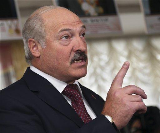 Лукашенко не визит причин не признавать украинскую власть. 290522.jpeg