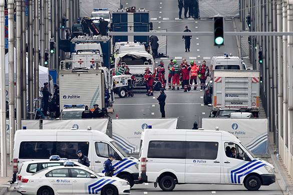 Робот спас университет Брюсселя от взрыва