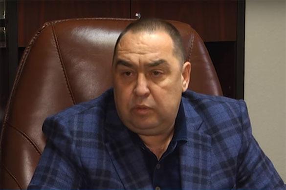 Глава ЛНР опроверг  разоблачение украинских диверсантов. 379522.jpeg