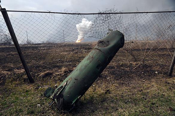 Арсенал Украины существенно уменьшился после пожара в Балаклее