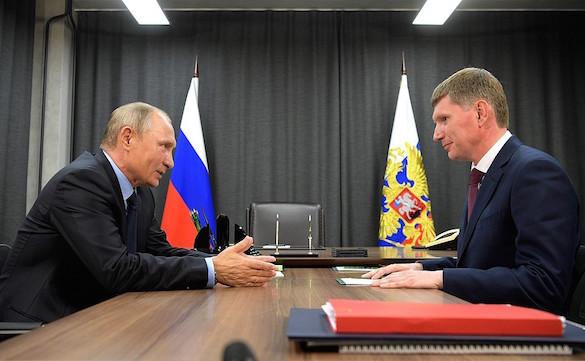 Путин: Пермский край - это крупнейший кластер российской экономики. 375523.jpeg
