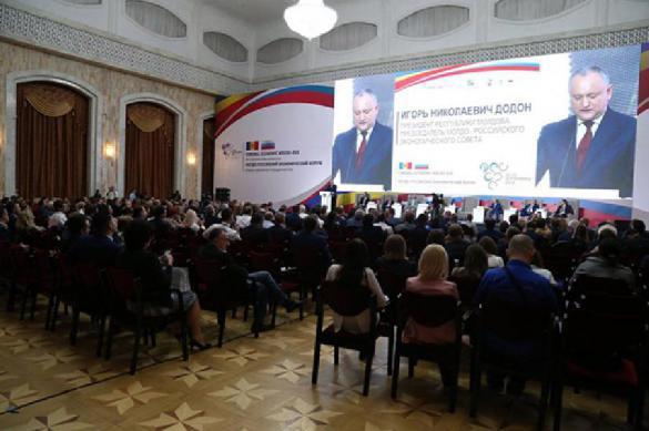 Президент Молдавии заявил о грядущем прорыве в отношениях с Россией. 396523.jpeg