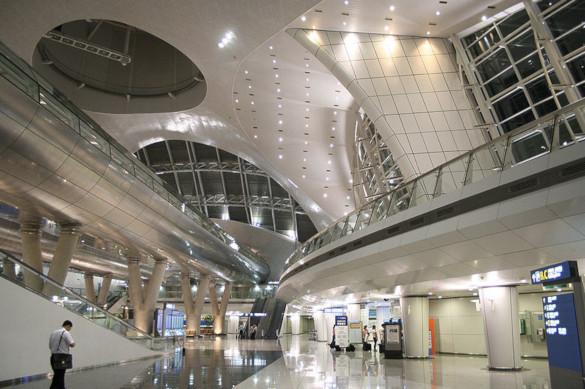 Южная Корея: дорога в Сеул из аэропорта. 400523.jpeg