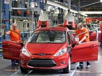 Производство автомобилей Ford  в России остановят на две недели