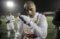 Роберто Карлос забил свой первый гол за
