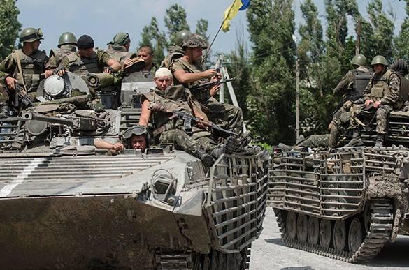Нацгвардия Украины отлавливает на улицах мужчин и отправляет в армию. Нацгвардия Украины отлавливает на улицах мужчин и отправляет в а