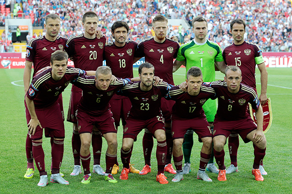 Футболистам сборной России придется обходиться без карт и игровых приставок. сборная россии, футбол