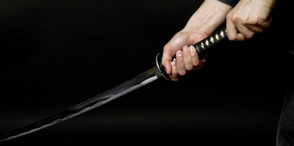 Японца зарубили катаной на репетиции спектакля про самураев