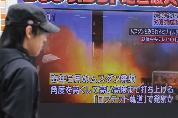Япония эвакуирует своих граждан из Южной Кореи