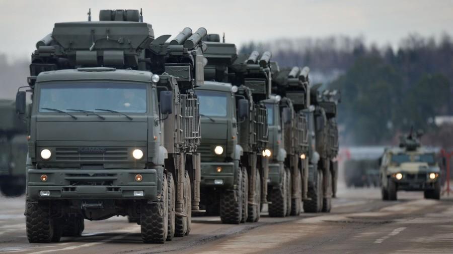 ПВО России приведена в повышенную боеготовность из-за КНДР и США. ПВО России приведена в повышенную боеготовность из-за КНДР и США