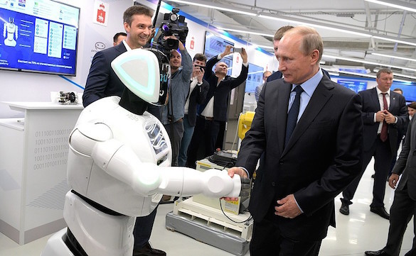 Путин: Пермский край - это крупнейший кластер российской экономики. 375524.jpeg