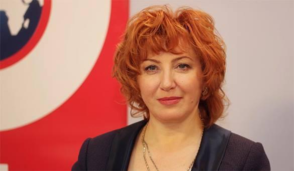 Инна Новикова: Мои языки - мое богатство. Инна Новикова