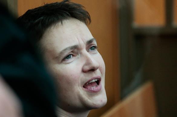 Киев испугался включать Путина в список Савченко
