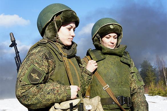 В России создали женский бронежилет
