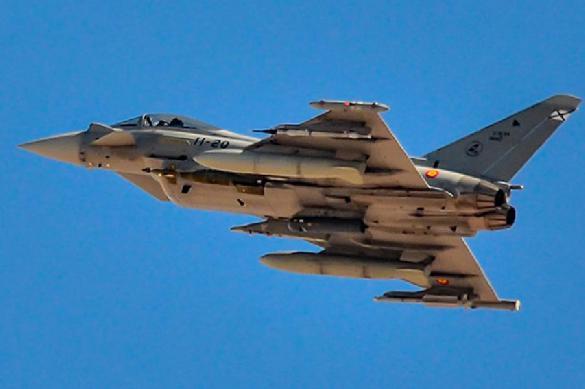 Истребитель НАТО случайно нанес ракетный удар по Эстонии. 390525.jpeg