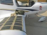 Воздушная кругосветка на солнечной энергии