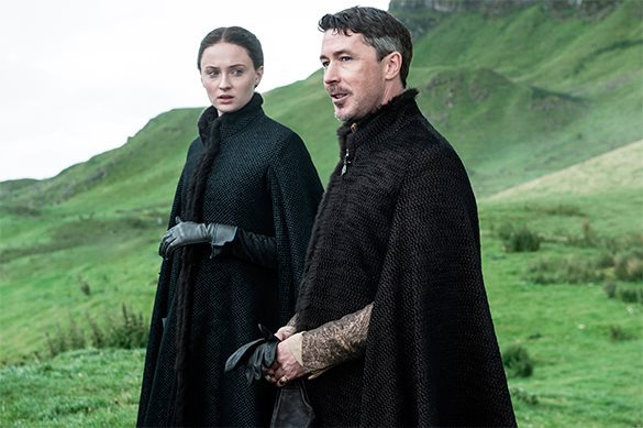 """Все больше детей будут носить имена героев """"Игры престолов""""."""