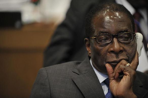 Президент Зимбабве Роб Мугабе решил подать в отставку. 379526.jpeg