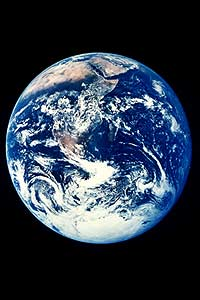 Экономичный зонд делает портрет планеты