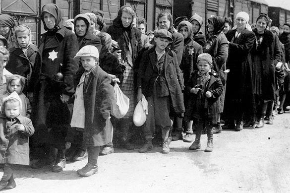 Die Welt: Польские крестьяне помогали фашистам искать и казнить евреев. Депортация евреев